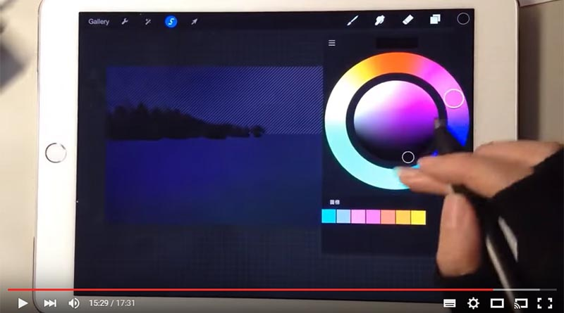 ProCreate - Teaching and Demonstration