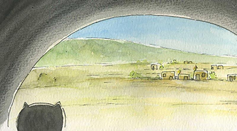 規房日記 西藏路橋下