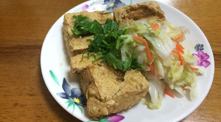 Read more about the article 蕭家下港脆皮臭豆腐 中和區美食