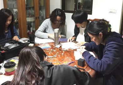 純銀黏土體驗課程 2019/04/03