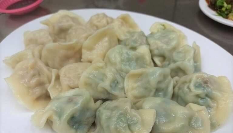Read more about the article 老柒水餃 在地人的美食